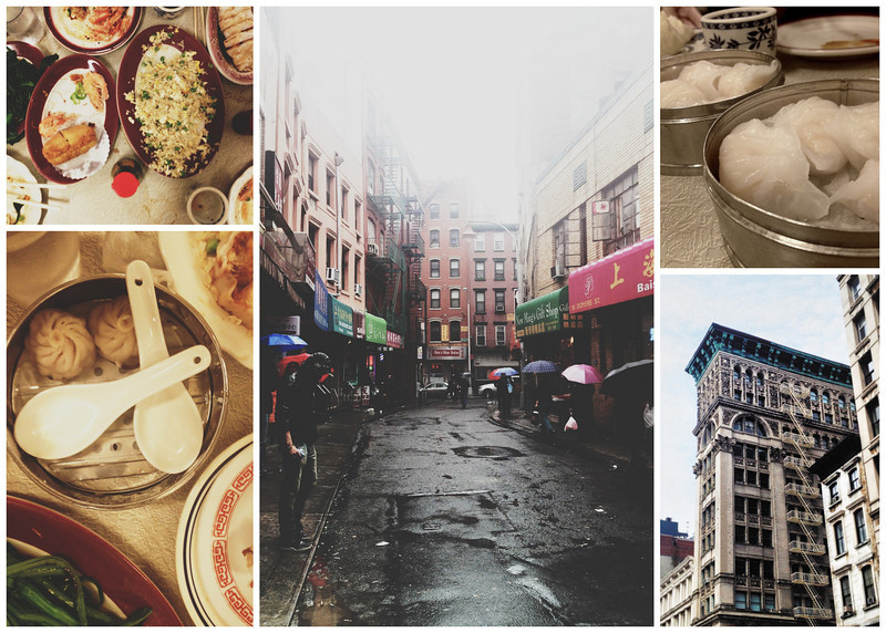 Loves Food, Loves to Eat: NYC