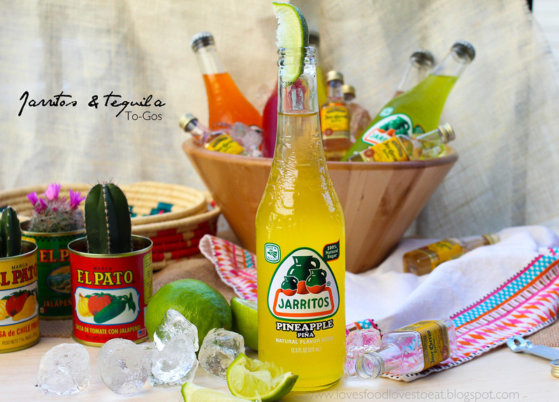 Loves Food, Loves to Eat: Cinco de Mayo Jarritos + Tequila To-Gos