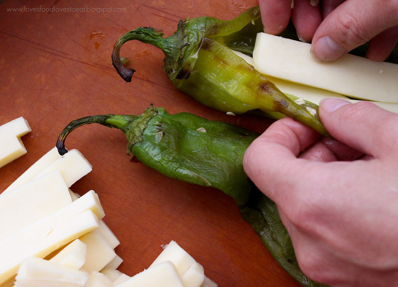 Hatch Chile Rellenos: Loves Food, Loves to Eat