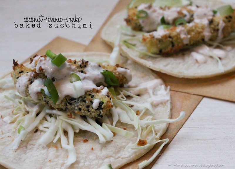 Baja-Maui Zucchini Tacos: Loves Food, Loves to Eat