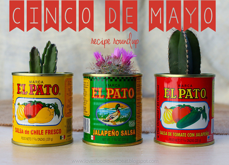 Cinco de Mayo Fiesta Recipes // Loves Food, Loves to Eat