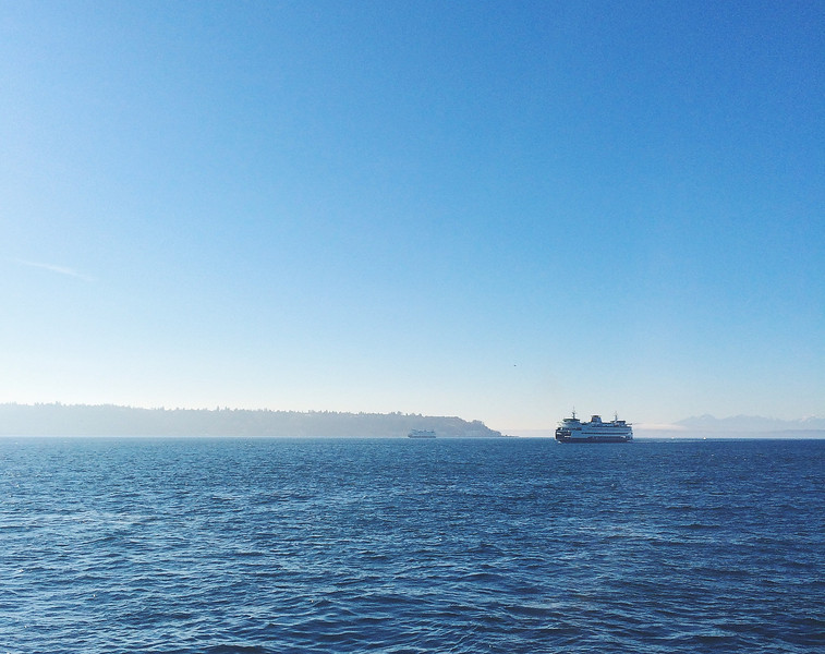 Seattle Ferry // Loves Food, Loves to Eat
