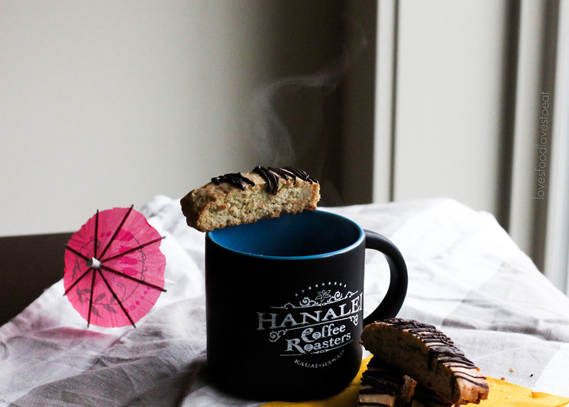 Coconut Macadamia Biscotti, Great Food Blogger Cookie Swap 2014 | Loves Food, Loves to Eat #fbcookieswap